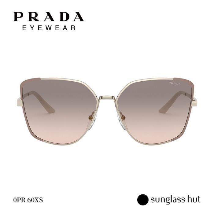be22ca37ec Cadre de lunettes de mode rétro Montures optiques myopes-Or + Noir ...