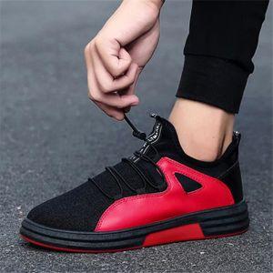 Des basket Antidérapant Respirant Basket Mode Chaussures pour hommes basket hommecasual nouvelle marque de l dssx255rouge44 cTZ7Rg9xVD