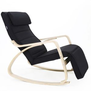 rocking chair achat vente rocking chair pas cher cyber monday le 27 11 cdiscount. Black Bedroom Furniture Sets. Home Design Ideas