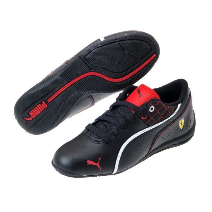 Chaussures mode ville Drift cat 6 l sf noir jr