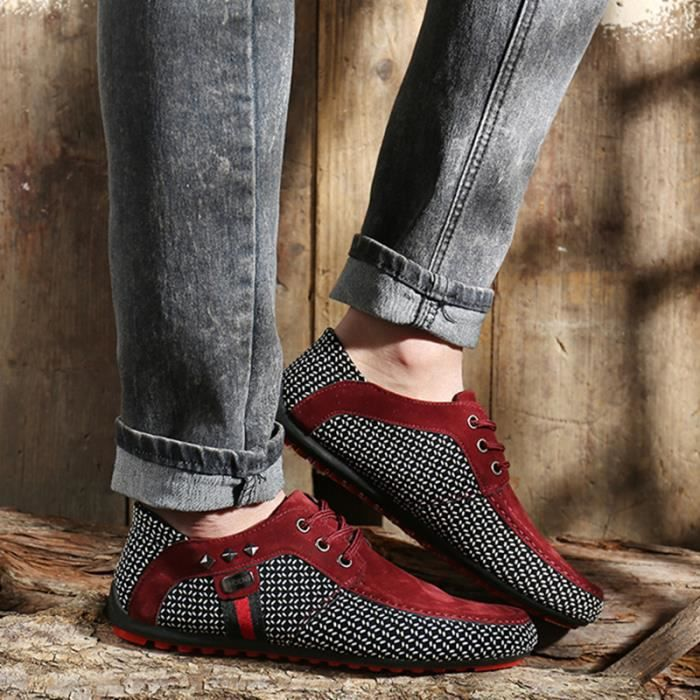 Chaussures Sneakers Chaussures Formateurs Chaussures Sneakers Hommes Z4qYTR