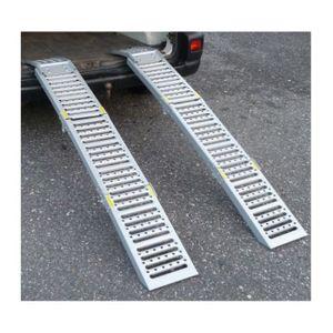 Rampe de chargement aluminium 2 m achat vente rampe de - Remorque brico depot ...
