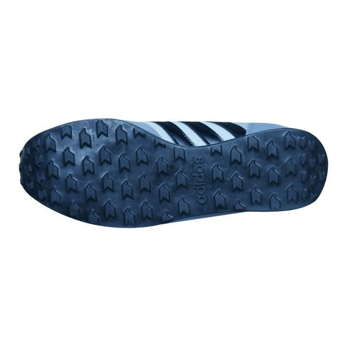 adidas Neo City Racer Hommes Courir Baskets - Chaussures Gris 9.5
