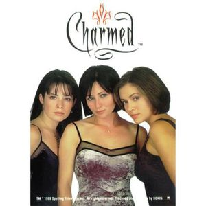AFFICHE - POSTER Charmed Poster - Filles-Trio (98 x 68 cm)