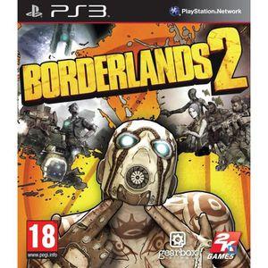 JEU PS3 Borderlands 2 Jeu PS3