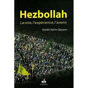 LIVRE HISTOIRE MONDE Hezbollah