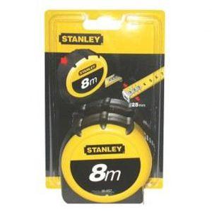 STANLEY M?tre ruban 8m x 25mm en Tylon