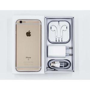 SMARTPHONE iPhone 6S 16 Go - Doré + 3 cadeaux