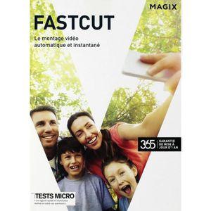 CULTURE MAGIX Logiciel CD Fast Cut - Pour PC