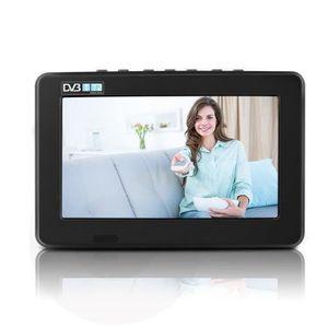 Téléviseur LED LESHP Panneau HD LED portable 7 pouces HD 1080P Le