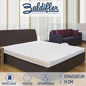 MATELAS Baldiflex Matelas Easy Small, Epaisseur 11cm, 80x2