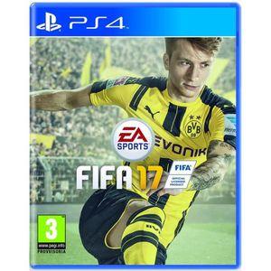 JEU PS4 PS4 FIFA 17
