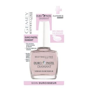 VERNIS A ONGLES Gemey Maybelline New York Durci Pastel Diamant Ver