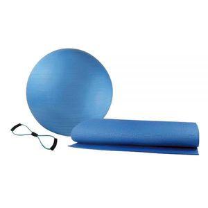 BALLON SUISSE-GYM BALL JOCCA Set de Yoga et Pilates