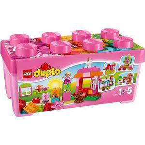 lego duplo fille achat vente jeux et jouets pas chers. Black Bedroom Furniture Sets. Home Design Ideas