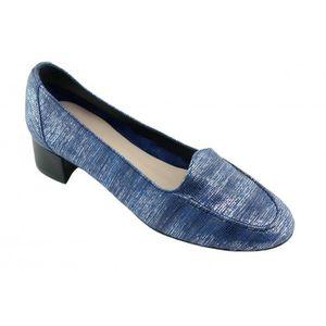 Mocassins Talon épais Femmes Pompes lacent Solide Couleur Vintage sélectionl Chaussures Casual 8922470 5qM1v