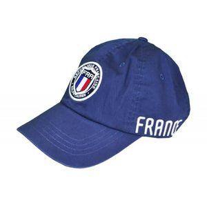 CASQUETTE Casquette Ralph Lauren France bleu marine pour hom