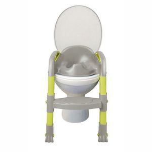 RÉDUCTEUR DE WC THERMOBABY Réducteur de toilettes Kiddyloo