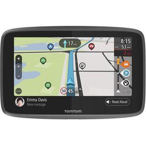 GPS AUTO TomTom GO Camper Monde Connecté écran 6''