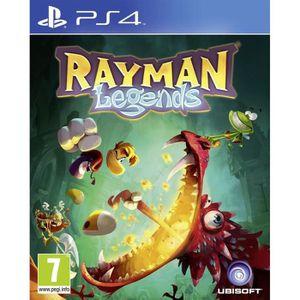 JEU PS4 Rayman Legends PS4