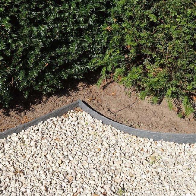 Bordure délimitation séparation jardin pelouse plate-bande 25m ...
