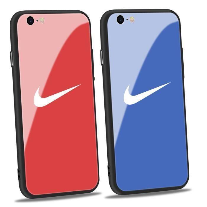 coque iphone 8 plus blue