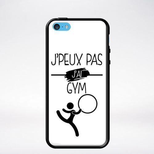 coque iphone 5 gymnastique