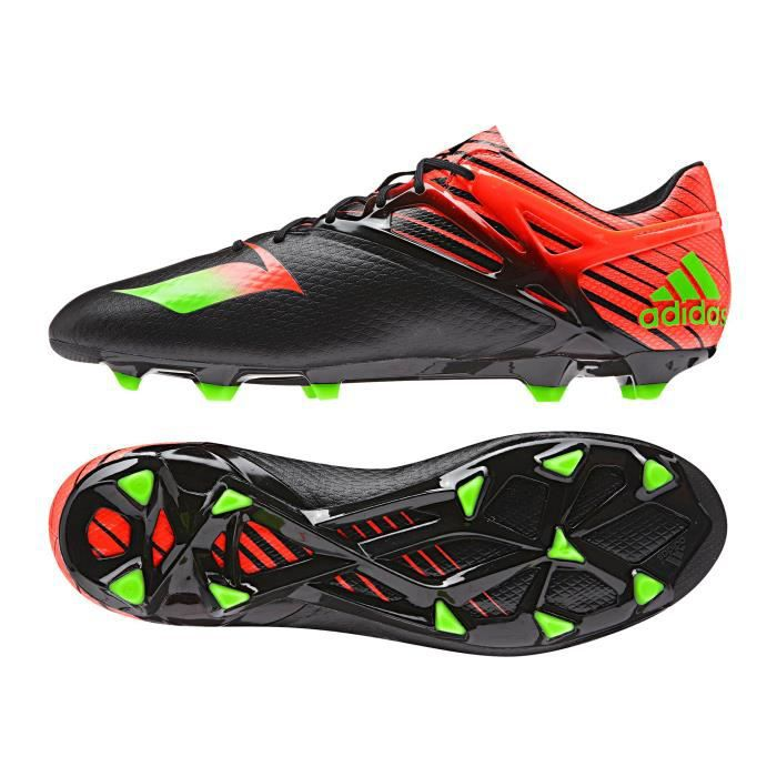 competitive price 61c15 89771 Chaussures football adidas Messi 15.1 FGAG Noir