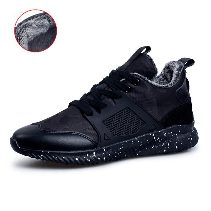 Baskets Chaussures ville Baskets en de Baskets sport solde homme avec Chaussures mode coton hiver Baskets populaires Chaussures SwCqwgx