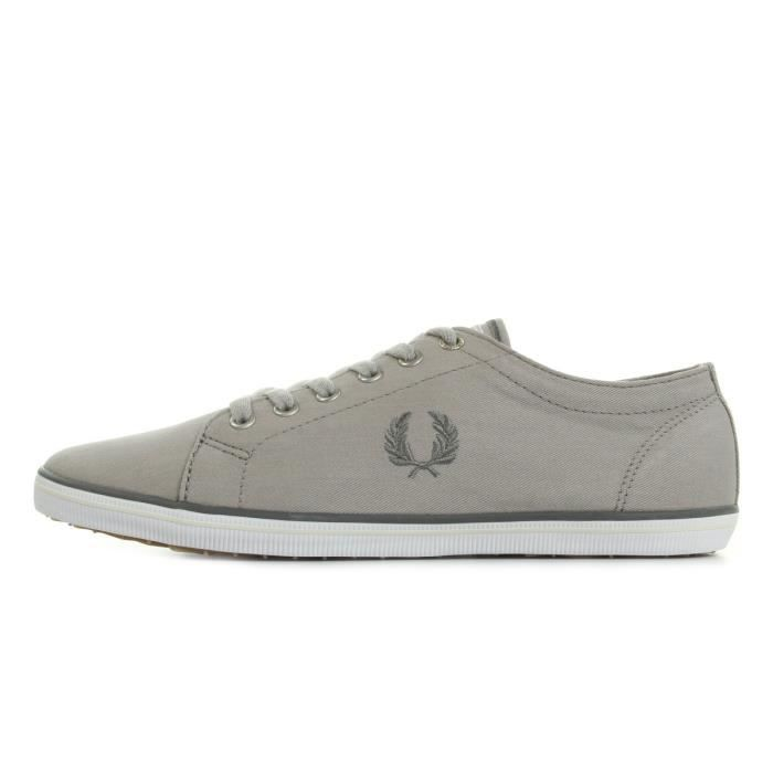 Baskets Fred Perry Kingston Twill 1964 Silver