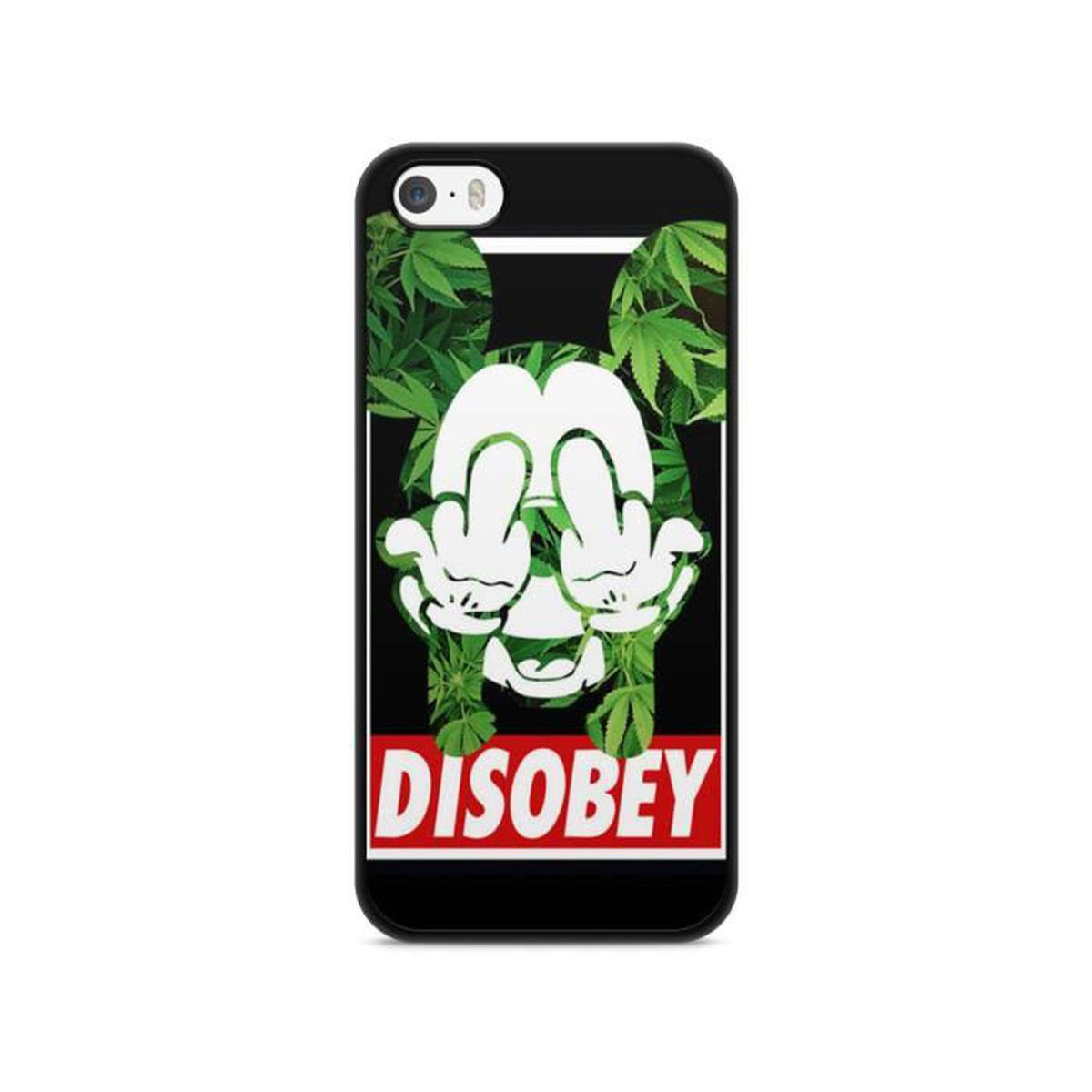 coque iphone 7 canabis