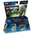 FIGURINE DE JEU Figurine LEGO Dimensions - Gollum - Le Seigneur de