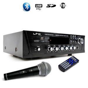 AMPLIFICATEUR HIFI Amplificateur stéréo HIFI LTC ATM7000USB-BT 100W t