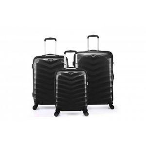 VALISE - BAGAGE Ensemble de 3 valises extensibles Verage