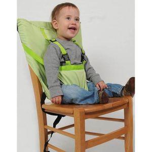 CHAISE HAUTE  Chaise Haute Bébé Chaise Plateau Haute pour Sécuri