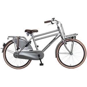VÉLO DE VILLE - PLAGE Vélo Fille Garçon Popal Daily Dutch Basic 24 Pouce
