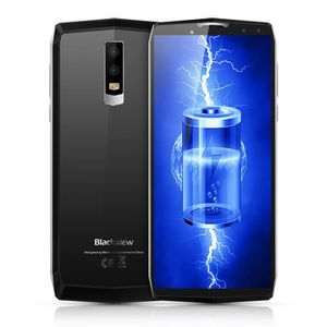 SMARTPHONE Blackview P10000 Pro Smartphone 4G Android7.1 4GO+