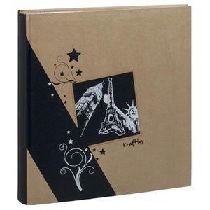 ALBUM - ALBUM PHOTO . Album photo à pochettes Erica Kraftty pour 500 p . 7a405f784ed1