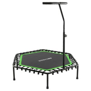 TRAMPOLINE FITNESS Trampoline Bungee-Rope-System avec guidon réglable