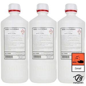 b343b112894 BATTERIE VÉHICULE Acide de batterie. Par 3 - Produit neuf