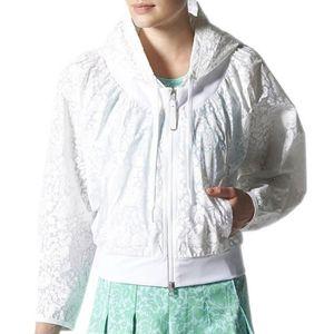 Veste impermeable adidas achat vente pas cher - Veste coupe vent adidas femme ...