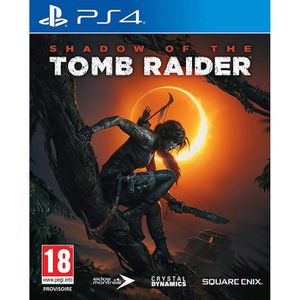 JEU PS4 Shadow of the Tomb Raider PS4