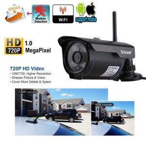 CAMÉRA IP Sricam SP007 Caméra 720P H.264 LED Wifi Sans Fil O