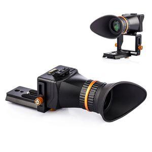 LOUPE OPTIQUE TARION® TR-V2 Viseur optique LCD 2,5x universel pr