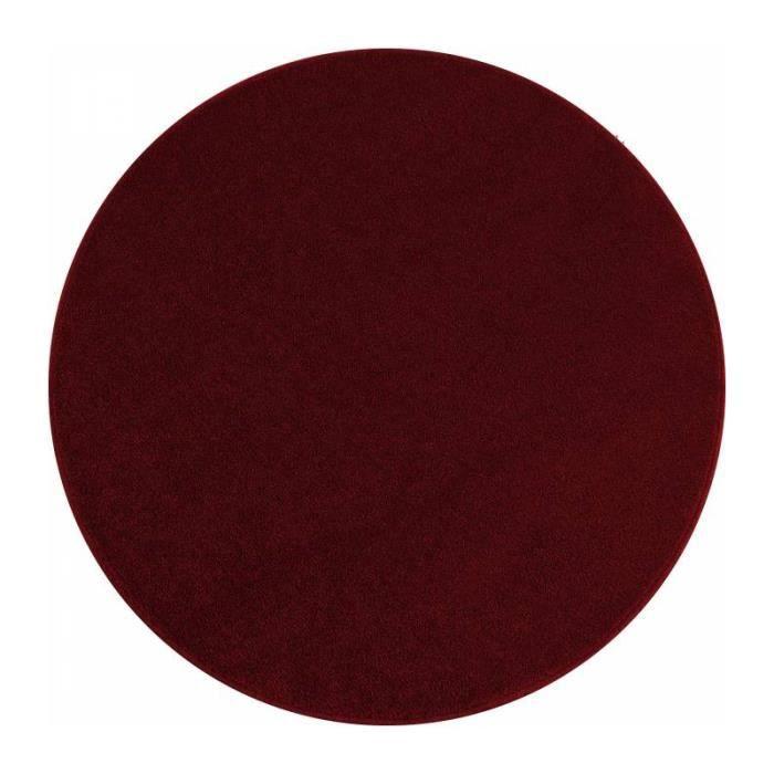 TAPIS Tapis de salon pile courte moderne couleur unique