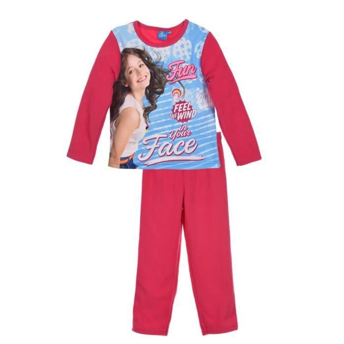 pyjama fille soy luna du 6 au 12 ans 8 ans rose achat vente chemise de nuit 3701039306572. Black Bedroom Furniture Sets. Home Design Ideas