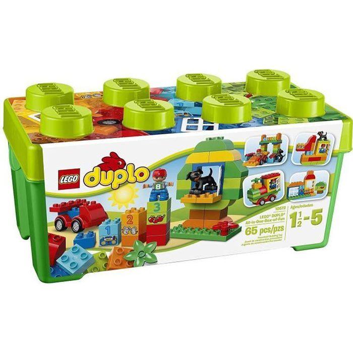 boite lego duplo achat vente jeux et jouets pas chers. Black Bedroom Furniture Sets. Home Design Ideas