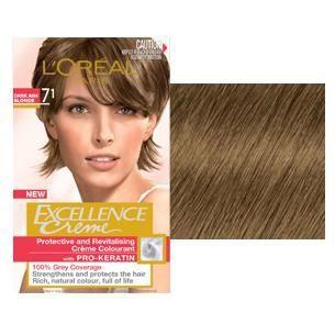 Excellence Crème De Loréal Blond Cendre 71 Achat Vente