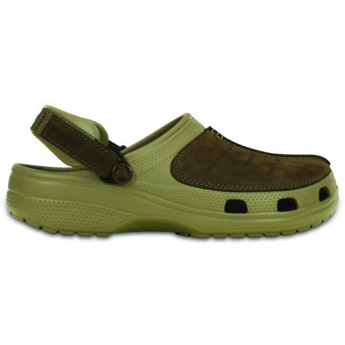 Crocs Crocband Leopard III Clog - La chaussures unisexeen synthétique avec une lanière au talon pour une tenue sûreet une hLLTL4