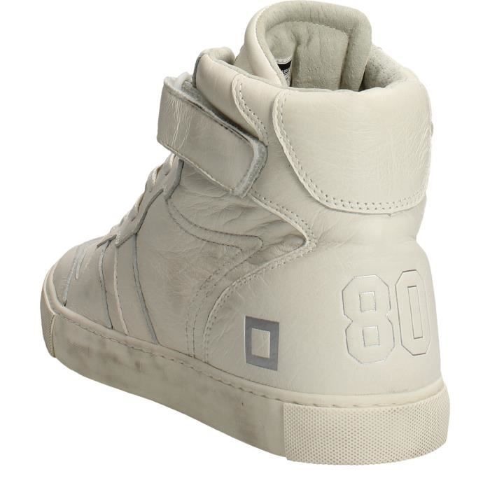 a Blanc Sneakers t D 45 e Homme z4gnZT